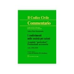 I Conferimenti nelle Società per Aazioni di Di  Girolamo, Pisani Massamormile