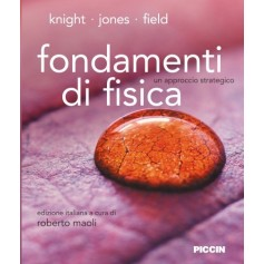 Fondamenti di Fisica di Knight, Jones, Field
