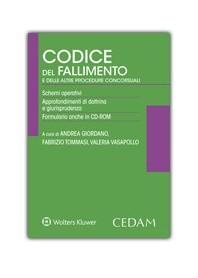 Codice del Fallimento e delle altre Procedure Concorsuali di Giordano, Tommasi, Vasapollo