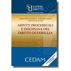 Aspetti Processuali E Disciplina Del Diritto Di Famiglia di Mottola, Saccà, Scalera