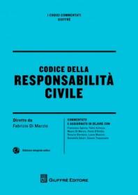 Codice della Responsabilità Civile Commentato di Di Marzio