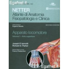 Netter - Atlante Di Anatomia Fisiopatologia E Clinica: Apparato Locomotore - Volume I di Joseph P. Iannotti, Richard D. Parker