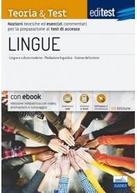 Editest Lingue Teoria ed Esercizi TT10