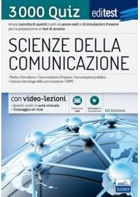 Editest Scienze della Comunicazione 3000 Quiz e Verifiche Q8