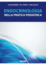 Endocrinologia Nella Pratica Pediatrica di  B. Boscherini, M.T. Fonte, P. Del Balzo