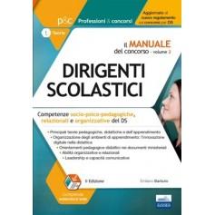 Manuale Concorso per Dirigenti Scolastici 4.2 Vol. 2 di Barbuto