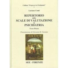 Repertorio Delle Scale Di Valutazione In Psichiatria 3 volumi  + Cd Rom di Conti
