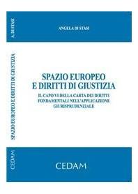 Spazio Europeo E Diritti Di Giustizia di Di Stasi