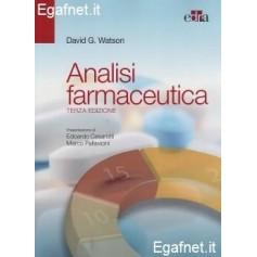 Analisi Farmaceutica di David G. Watson