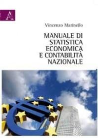 Manuale di Statistica Economica e Contabilità Nazionale di Marinello