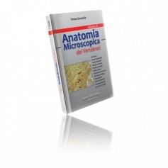 Atlante Di Anatomia Microscopica Dei Vertebrati di T. Zavanella, AA.VV