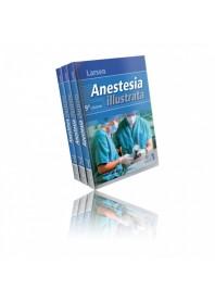 Anestesia Illustrata Volumi 1-2-3 di R. Larsen