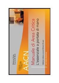 AACN - Manuale Di Area Critica L'Essenziale A Portata Di Mano di Chulay, Burns