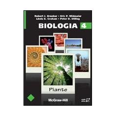 Biologia - Volume 4 - Piante di Brooker, Widmaier, Graham, Stiling