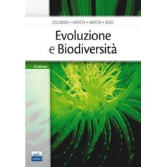 Evoluzione e Biodiversita' di Solomon, Berg, Martin