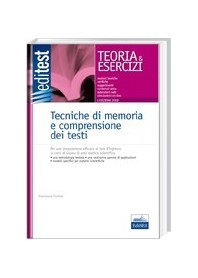 Editest - Tecniche Di Memoria E Comprensione Dei Testi