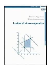 Lezioni Di Ricerca Operativa di M. Pappalardo, M. Passacantando