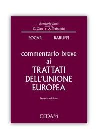 Commentario Breve Ai Trattati Della Comunità E Dell'Unione Europea di Pocar, Baruffi