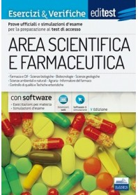 Editest Area Scientifica e Farmaceutica Prove Ufficiali e Simulazioni Esame PV3