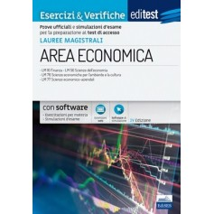 Editest Lauree Magistrali Area Economica PV16