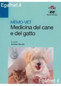 Memo-Vet: Medicina Del Cane E Del Gatto di Andrea Vercelli, a cura di
