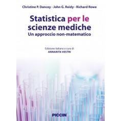Statistica per le Scienze Mediche di Dancey, Reidy, Rowe