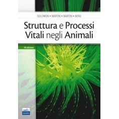 Struttura e Processi Vitali negli Animali di Solomon, Berg, Martin