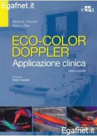 Eco-Color Doppler - Applicazione Clinica di Myron A. Pozniak, Paul L. Allan