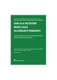 Guida Alla Valutazione Medico-Legale Invalidita' Permanente di Ronchi, Genovese, Mastroroberto