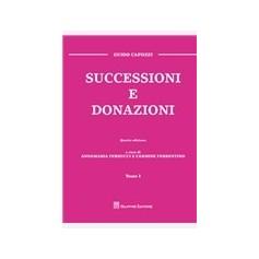 Successioni e Donazioni di Capozzi, Ferrentino, Ferrucci