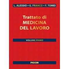 Trattato di Medicina del Lavoro di Alessio, Franco, Tomei