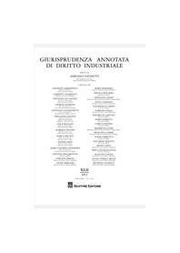 Giurisprudenza  Annotata di Diritto Industriale di Vanzetti
