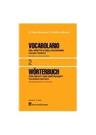 Troike Vocabolario Italiano  Tedesco 2015 vol.2 di Troike, Strambaci