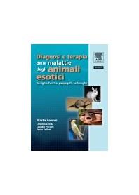Diagnosi e Terapia delle Malattie degli  Animali Esotici di Avanzi, Selleri, Crosta, Peccati