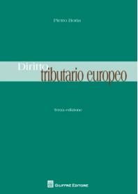Diritto Tributario Europeo di Boria
