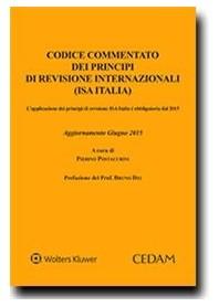 Codice Commentato dei Principi di Revisione Internazionali (ISA Italia) di Postacchini