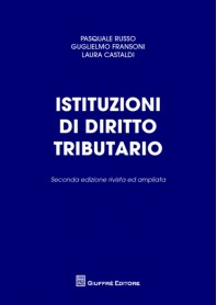 Istituzioni di Diritto Tributario di Russo, Castaldi, Fransoni