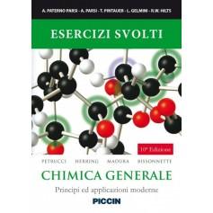 Esercizi Svolti di Chimica Generale di Petrucci, Herring, Madura, Bissonet