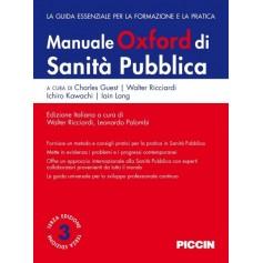 Manuale Oxford di Sanità Pubblica di Guest, Ricciardi, Kawachi, Lang