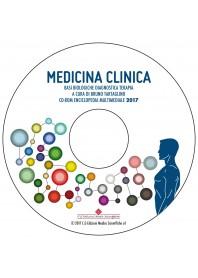 Medicina Clinica 2017 Basi Biologiche Diagnostica Terapia CD Rom di AA.VV.