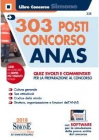 Concorso ANAS 303 posti di AA.VV.