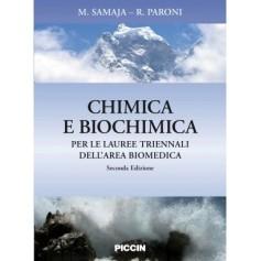 Chimica e Biochimica per le Lauree Triennali dell'Area Biomedica di Samaja, Paroni
