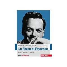 La Fisica di Feynman Cofanetto 3 Volumi di Feynman, Leighton, Sands