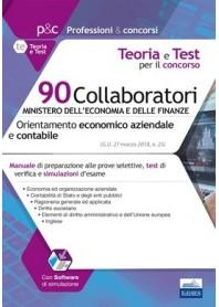 Concorso 90 Collaboratori MEF Orientamento Aziendalistico
