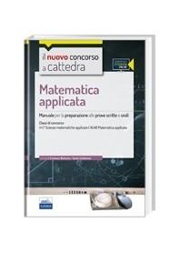 CC4/57 Concorso a Cattedre Matematica Applicata Classi A047, A048 di Barbuto, Calabrese