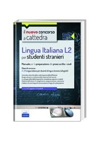 CC4/53 Concorso a Cattedre Lingua Italiana L2 per Studenti Stranieri di Lugarini, Crisafulli