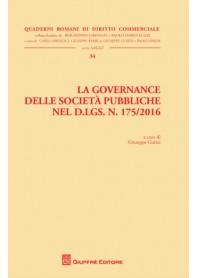 La Governance delle Societa' Pubbliche nel d.lgs.n.175/2016 di Guizzi