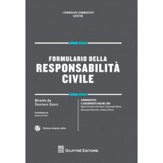 Formulario della Responsabilita' Civile di Spera