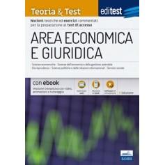 Editest Area Economica e Giuridica Teoria ed Esercizi TT13
