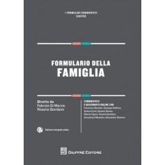 Formulario della Famiglia di Di Marzio, Giordano